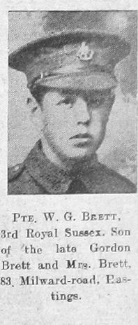 William G Brett