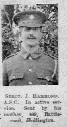 J Hammond