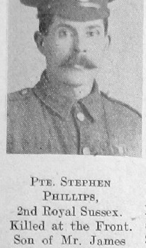 Stephen Phillips