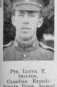Lloyd Tom Skilton