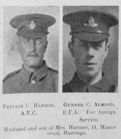 Harmer & Almond