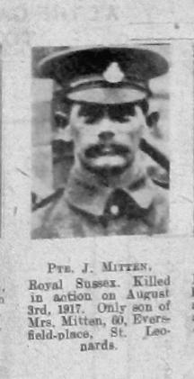 Ernest John Mitten
