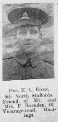 Henry L Eden