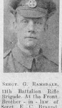 G Ramsdale