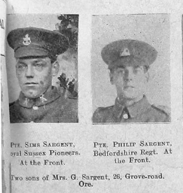 Sargent, Philip