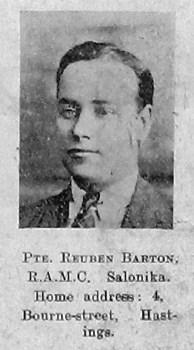 Reuben Barton