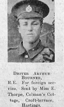 Arthur Bourner