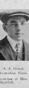 Goble, Alfred Albert