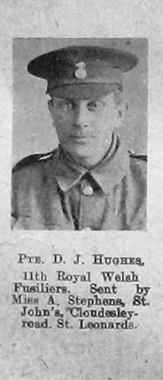 Hughes, D J