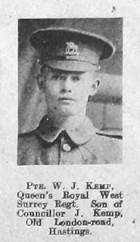 W J Kemp