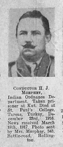 Henry John Morphey