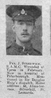 John Stredwick