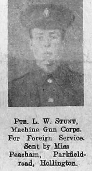 Lester William Stunt