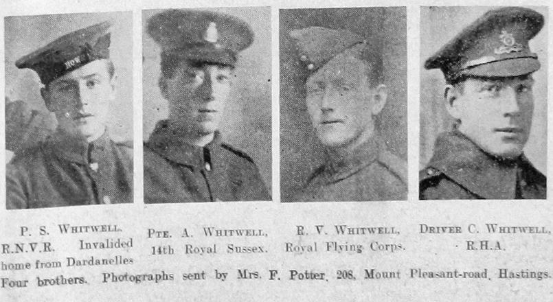 Whitwell, Charles