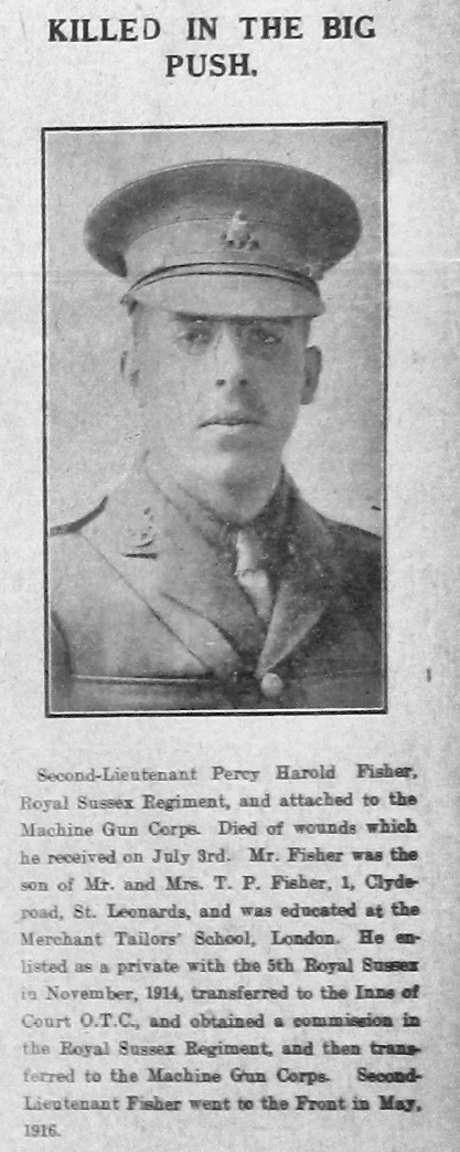 Percy Harold Fisher