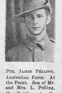 James Pelling