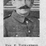 E Richardson