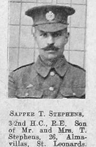 T Stephens