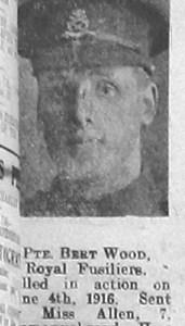 Bert Wood
