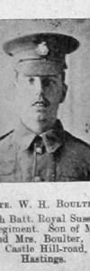 Boulter, William Henry