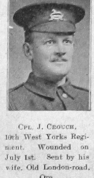 Joseph J Crouch