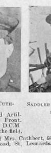 Cuthbert, Charles Edward