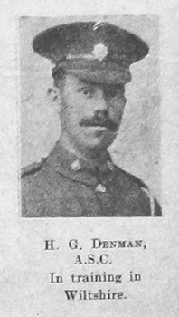Harry G Denman
