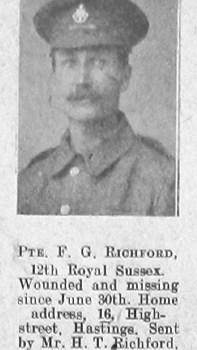 Frederick George Richford