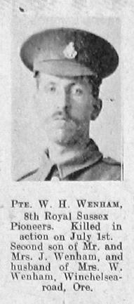 Walter Henry Wenham