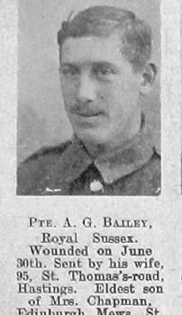Arthur George Bailey