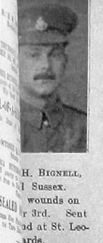 Charles Henry Bignell