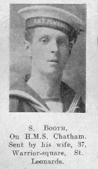 S Booth