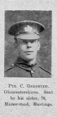Charles H Grensted