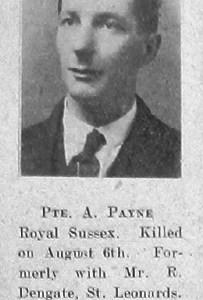 Arthur Payne