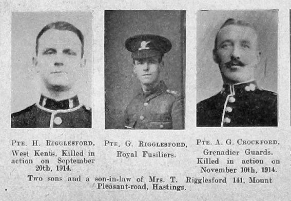 Rigglesford, Riggulsford & Crockford