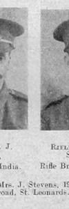Stevens, Walter Thomas