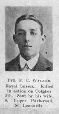 Frederick Charles Walker