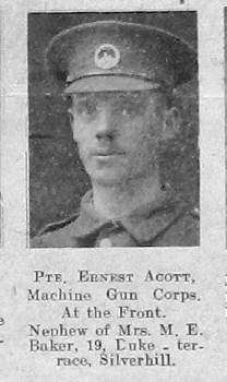 Ernest Acott
