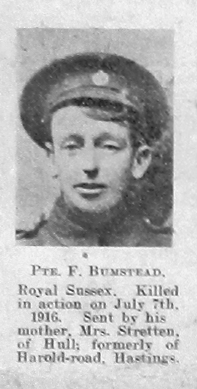 Frank Henry Bumstead