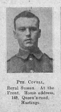Alfred J Covell