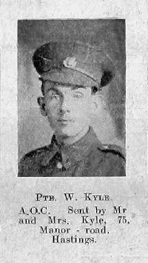 W Kyle