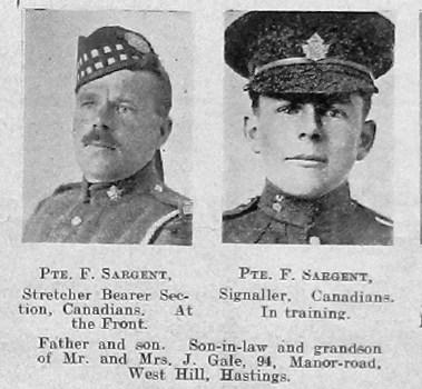 Frederick Sargent