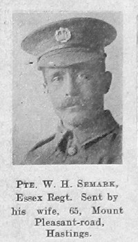 William H Semark