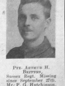 Arthur Henry Britton
