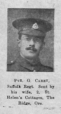 Carey, George