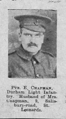 E Chapman