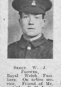 Wilfred James Flower