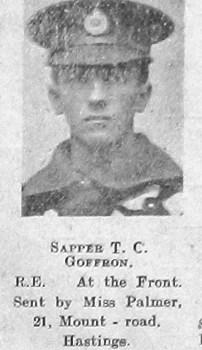 Thomas C Goffron