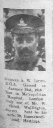 Alfred William Isted
