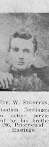 Stretton, William Thomas